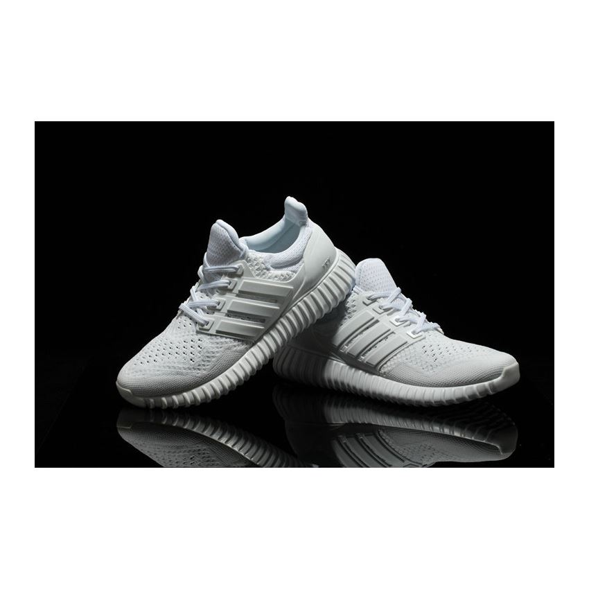 e3a0525843676 ... top quality high quality adidas ultra boost mens running shoes all  white usa official online bc60d