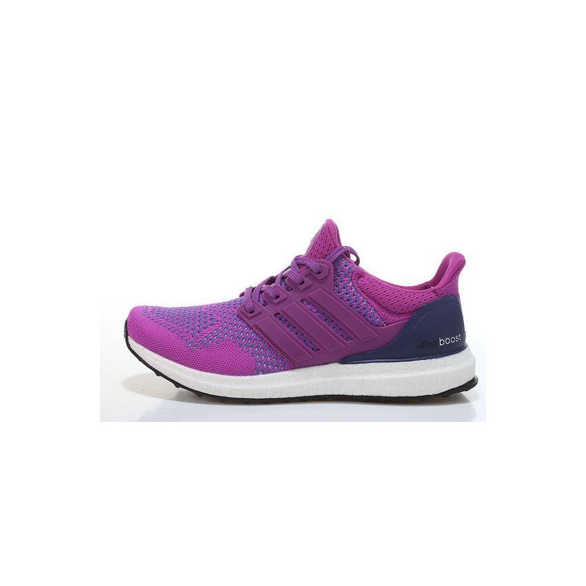 560f80642da Adidas Ultra Boost Women Purple White Big Sale Usa - Functional ...