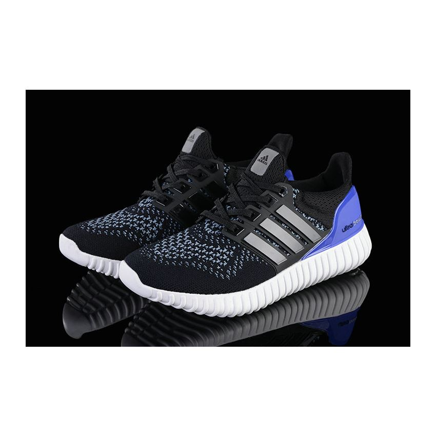 82459a6d79280 Designer Adidas Ultra Boost Mens Running Shoes Black Purple Usa For Sale