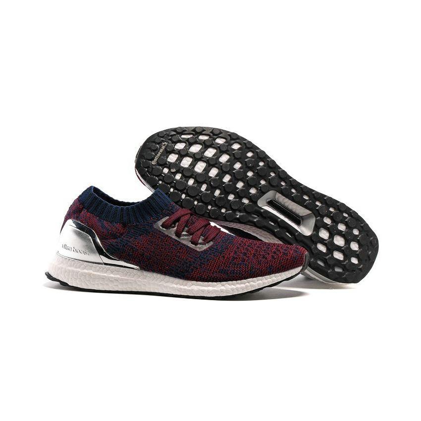 e6f99153fee2 Elegant Adidas Ultra Boost Men Women Running Shoes Red Black Usa For Sale