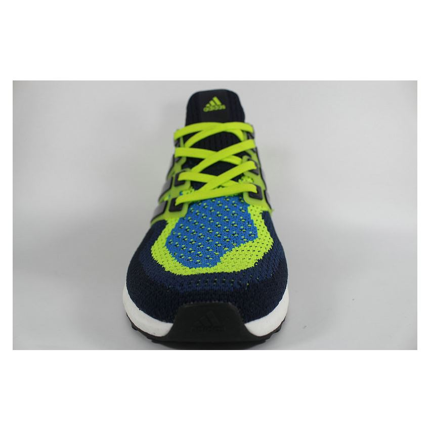 a76720c7bf22c Fabulous Adidas Ultra Boosts Mens Running Shoes Dark Blue Green Cheapest  Online