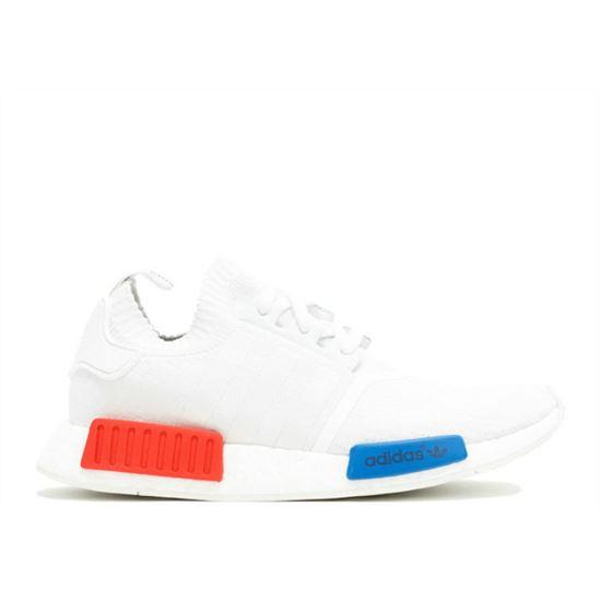 131b06107 Adidas Nmd Runner Pk White Red Blue