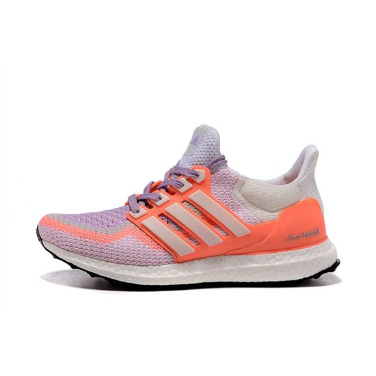 Hot Black Adidas Ultra Boost Womens Running Shoes White