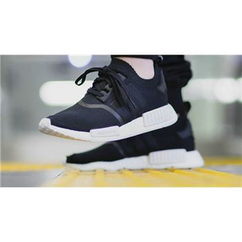 Adidas Nmd R1 Boost Runner Primeknit Core Black