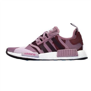 Adidas Wmns Nmd R1 Blanch Purple