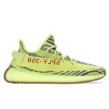 Authentic Adidas Yeezy Boost 350 V2 & Semi-Frozen Yellow