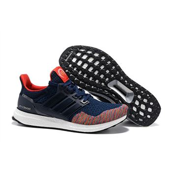 Best Of Adidas Ultra Boost Monkey Years Mens Running Shoes Blue Limited Online
