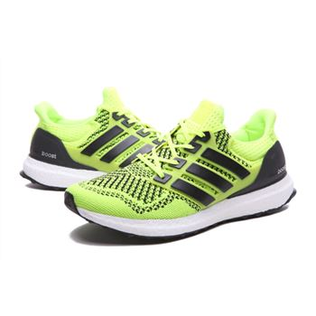 Cheapest Adidas Ultra Boost Mens Running Shoes Green Black Usa Official Online