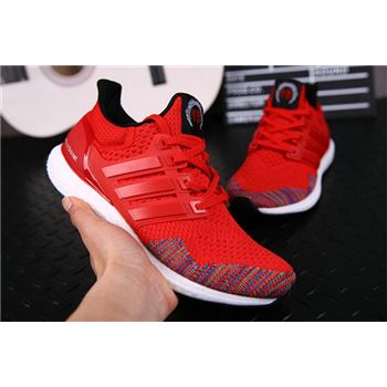 Mens Adidas Ultra Boost Red Year Of The Monkey Top Quality