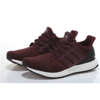 Adidas Ultra Boost Women Coffee Black Factory Wholesale