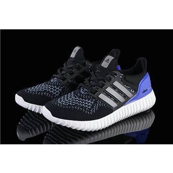 Designer Adidas Ultra Boost Mens Running Shoes Black Purple Usa For Sale
