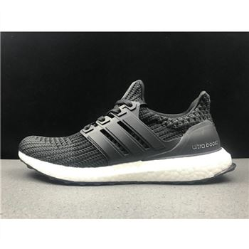 Adidas Ultra Boost 4.0 Grey White Shoes