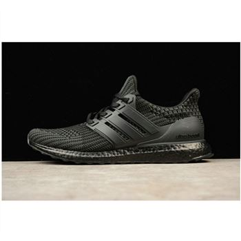 Adidas Ultra Boost 4.0 All Black Shoes