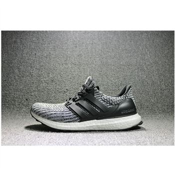 Adidas Ultra Boost 4.0 Grey Black Shoes